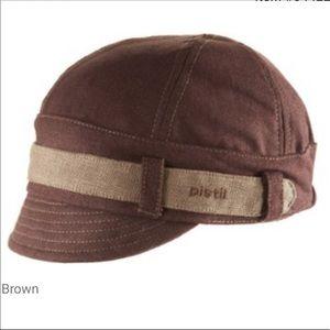 Pistil Linen Cotton Parker Cap